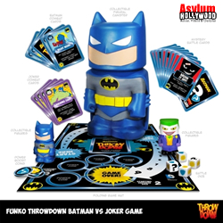 Funko's Boardgame - Throwdown: Batman vs Joker